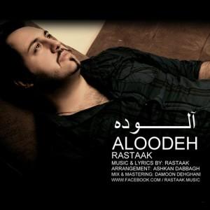 Rastaak Aloodeh 300x300 - دانلود آهنگ رستاک به نام آلوده