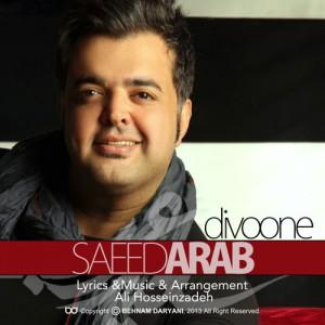 Saeed Arab Divooneh 300x300 - دانلود آهنگ سعید عرب به نام دیوونه