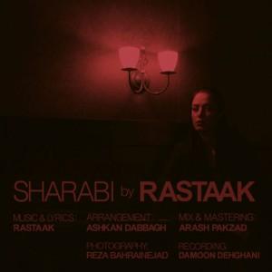 Rastaak Sharabi 300x300 - دانلود آهنگ رستاک به نام شرابی