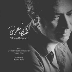 Mohammadreza Hedayati Delam Bigharare 300x300 - دانلود آهنگ جدید محمدرضا هدایتی به نام دلم بیقراره