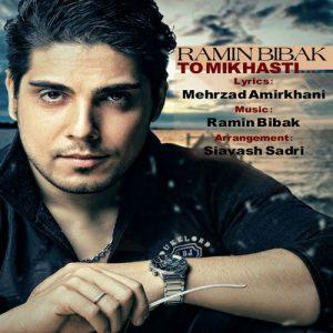 Ramin Bibak To Mikhasti 1 300x300 - دانلود آهنگ رامین بی باک به نام تو میخواستی