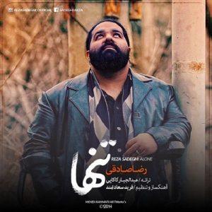 Reza Sadeghi Tanham 300x300 - دانلود آهنگ رضا صادقی به نام تنهام