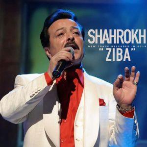 Shahrokh Ziba 300x300 - دانلود آهنگ شاهرخ به نام زیبا