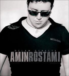 Amin Rostami Delam Gerefte 272x300 - دانلود آهنگ امین رستمی به نام دلم گرفته