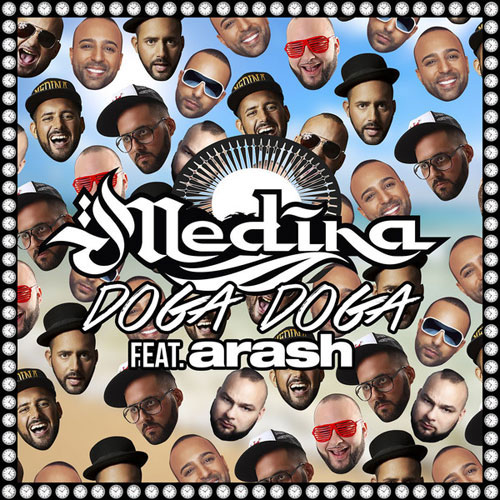 Medina Ft Arash - Doga Doga