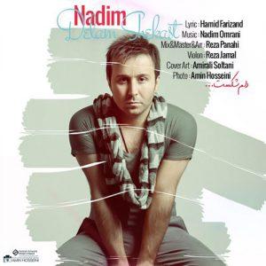 Nadim Delam Shekast 300x300 - دلم شکست از ندیم
