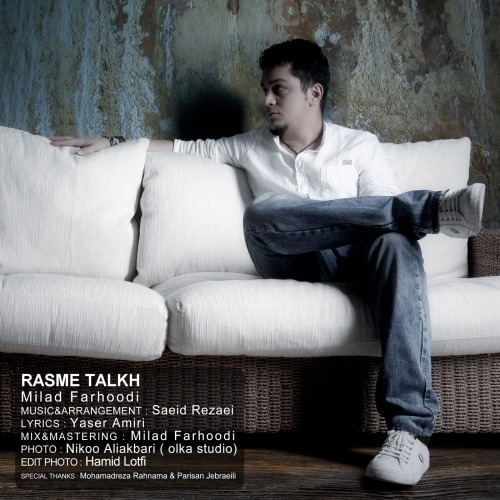 Milad Farhoodi - Rasme Talkh