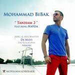 دانلود آهنگ جدید محمد بی باک به همراهی نایدا به نام تنهام ۲
