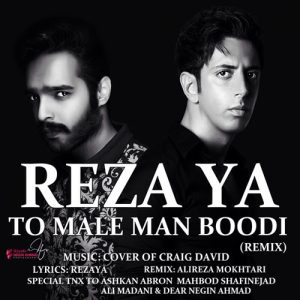 Rezaya To Male Man Budi Remix 300x300 - دانلود رمیکس جدید رضایا به نام تو مال من بودی