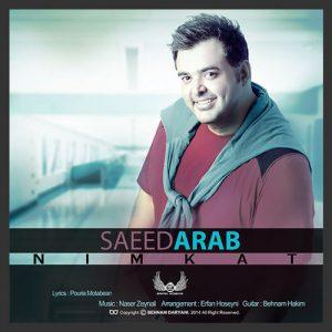 Saeed Arab Nimkat 300x300 - دانلود آهنگ جدید سعید عرب به نام نیمکت