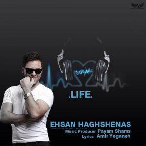 Ehsan Haghshenas Zendegi 300x300 - دانلود آهنگ جدید احسان حق شناس به نام زندگی