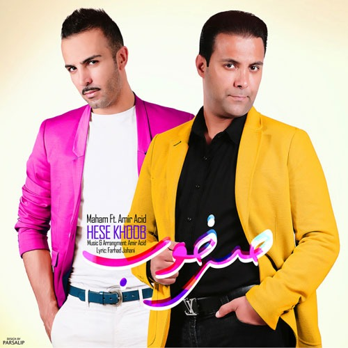 Maham Ft. Amir Acid - Hese Khoob