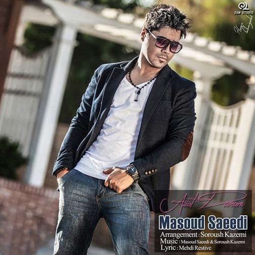 Masoud Saeedi - Azat Dooram