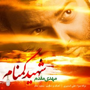 Mehdi Moghaddam Shahide Gomnam 300x300 - دانلود آهنگ جدید مهدی مقدم به نام شهید گمنام