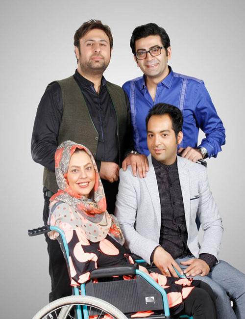 احسان و سولماز به کنسرت محمد عیلزاده دعوت شدند