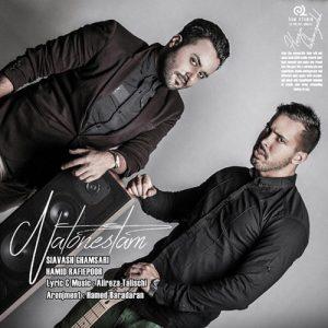 Siavash Ghamsari Ft. Hamid Rafiepoor Natoonestam 300x300 - دانلود آهنگ جدید سیاوش قمصری به همراهی حمید رفیع پور به نام نتونستم
