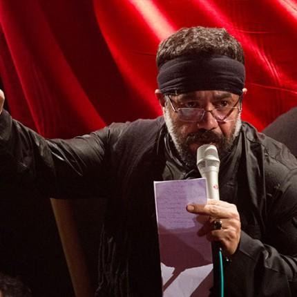 دانلود آلبوم جدید محمود کریمی به نام شب شام غریبان محرم ۹۳