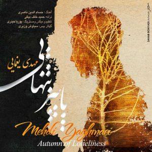 Mehdi Yaghmaei Paeeze Tanhaie 300x300 - دانلود آهنگ مهدی یغمایی به نام پاییز تنهایی
