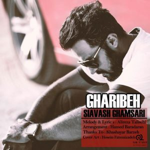 Siavash Ghamsari Gharibeh 300x300 - دانلود آهنگ جدید سیاوش قمصری به نام غریبه