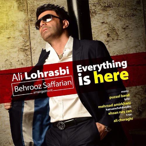Ali Lohrasbi - Hamechiz Injast