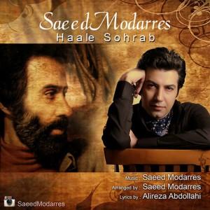 Saeed Modarres Haale Sohrab 300x300 - دانلود آهنگ جدید سعید مدرس به نام حال سهراب
