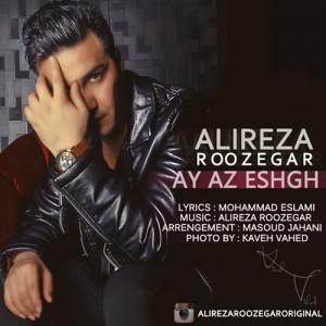 Alireza Roozegar Ay Az Eshgh 300x300 - دانلود آهنگ جدید علیرضا روزگار به نام آی از عشق