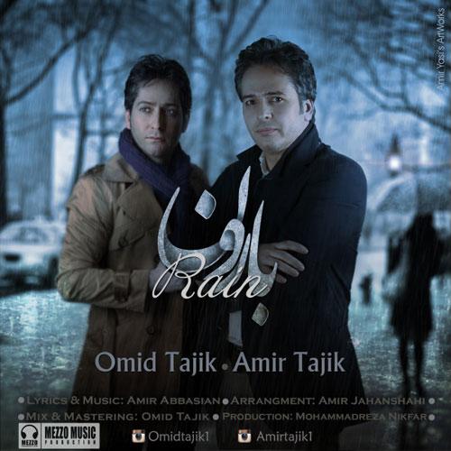 Amir Tajik & Omid Tajik - Baroon