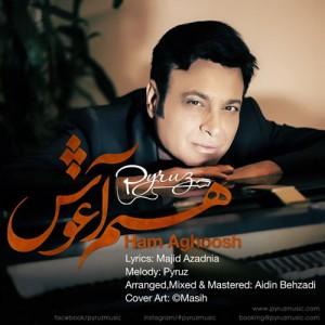 Pyruz Ham Aghoosh 300x300 - دانلود آهنگ جدید پیروز به نام هم آغوش