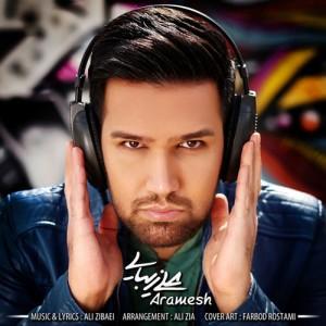 Ali Zibaei Aramesh 300x300 - دانلود آهنگ جدید علی زیبایی (تکتا) به نام آرامش