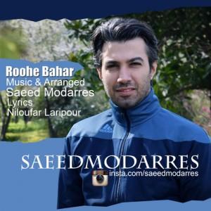 Saeed Modarres Roohe Bahar 300x300 - دانلود آهنگ جدید سعید مدرس به نام روح بهار