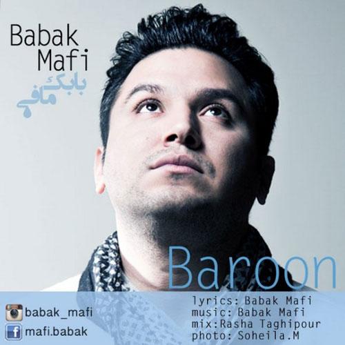 Babak Mafi - Baroon