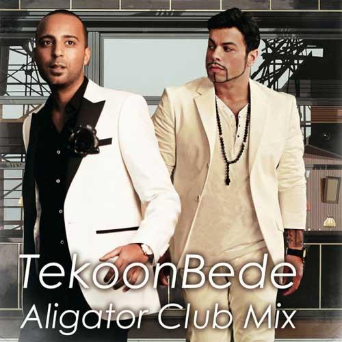 Arash Tekoon Bede Aligator Club Mix - دانلود آهنگ جدید آرش به نام تکون بده