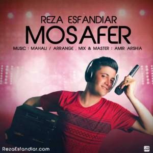 Reza Esfandiar Mosafer 300x300 - دانلود آهنگ جدید رضا اسفندیار به نام مسافر