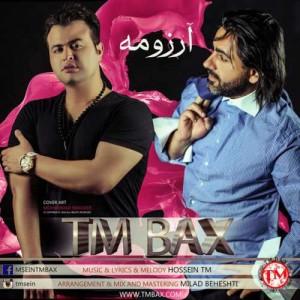 TM Bax Arezoomeh 300x300 - دانلود آهنگ جدید تی ام بکس به نام آرزومه