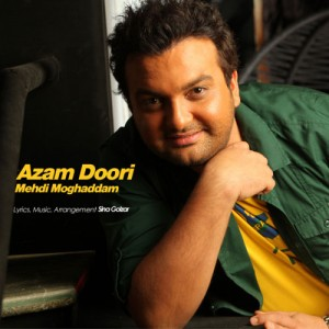 Mehdi Moghadam Azam Doori 300x300 - دانلود آهنگ مهدی مقدم به نام ازم دوری