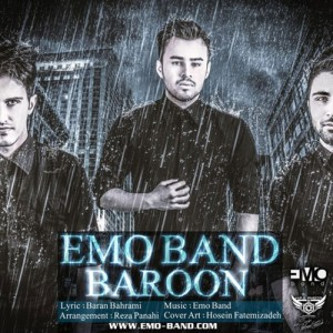 EMO Band Baroon 300x300 - دانلود آهنگ گروه امو به نام باران
