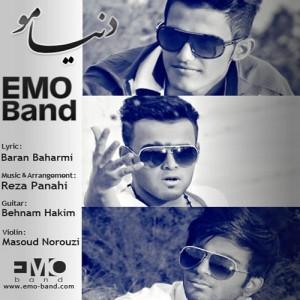 EMO Band Donyamo 300x300 - دانلود آهنگ گروه امو به نام دنیامو