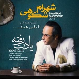Shahram Shokoohi Yadet Rafte 300x300 - دانلود آهنگ جدید شهرام شکوهی به نام یادت رفته