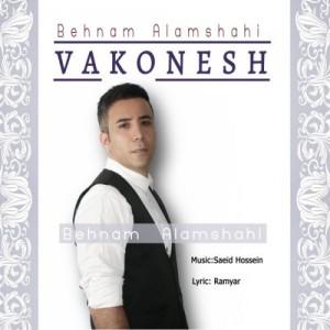 Behnam Alamshahi Vakonesh 300x300 - دانلود آهنگ جدید بهنام علمشاهی به نام واکنش