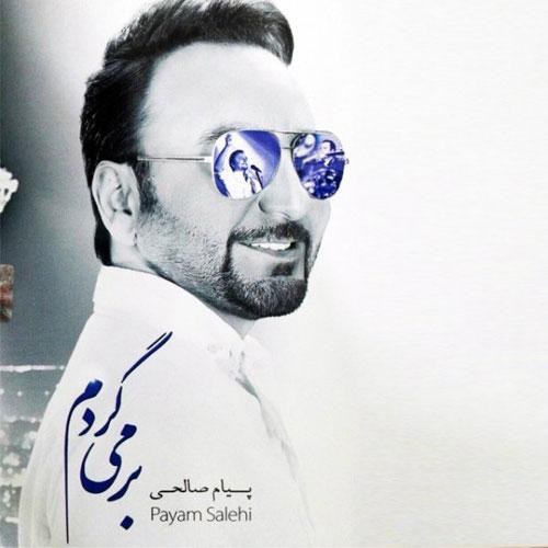 Payam Salehi Barmigardam - دانلود آلبوم جدید پیام صالحی به نام بر می گردم