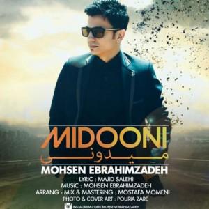 Mohsen Ebrahimzadeh Midooni 300x300 - دانلود آهنگ جدید محسن ابراهیم زاده به نام میدونی