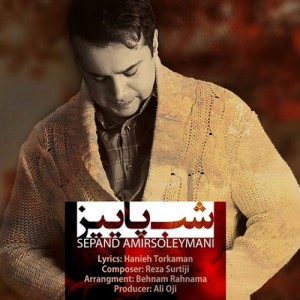 Sepand Amirsoleymani Shabe Paeiz 300x300 - دانلود آهنگ جدید سپند امیرسلیمانی به نام شب پاییز