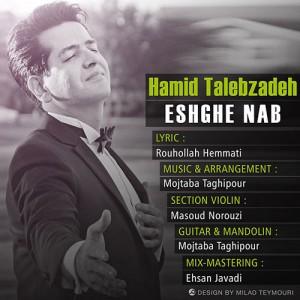 Hamid Talebzadeh Eshghe Nab 300x300 - دانلود آهنگ جدید حمید طالب زاده به نام عشق ناب