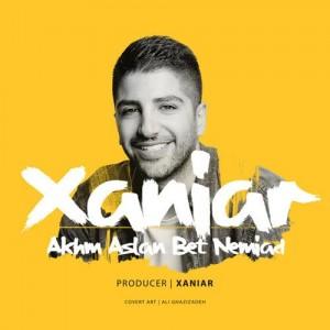 Xaniar Khosravi Akhm Aslan Bet Nemiad 300x300 - دانلود آهنگ جدید زانیار خسروی به نام اخم اصلا بت نمیاد