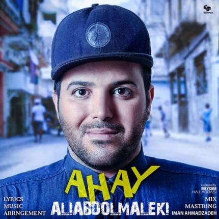 دانلود آهنگ جدید علی عبدالمالکی به نام آهای