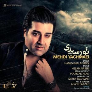 Mehdi Yaghmaei To Residi 300x300 - دانلود آهنگ جدید مهدی یغمایی به نام تو رسیدی