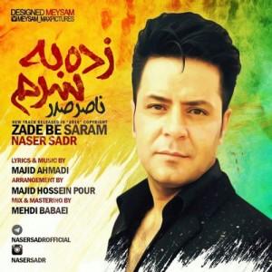 Naser Sadr Zade Be Saram 300x300 - زده به سرم از ناصر صدر
