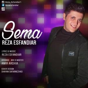 Reza Esfandiar Sema 300x300 - دانلود آهنگ جدید رضا اسفندیار به نام سما