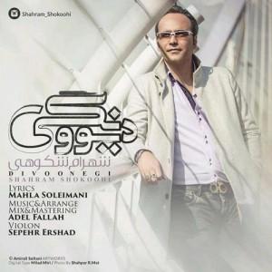Shahram Shokoohi Divoonegi 300x300 - دانلود آهنگ جدید شهرام شکوهی به نام دیوونگی