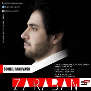 Soheil Pandvash Zaraban 300x300 - دانلود آهنگ جدید سهیل پندوش به نام ضربان